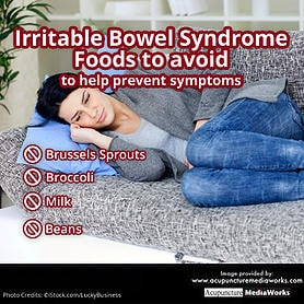 foods to avoid for irritable bowel syndrome IBS