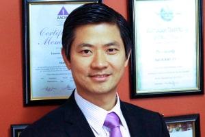 Dr. Richard Zeng acupuncturist melbourne