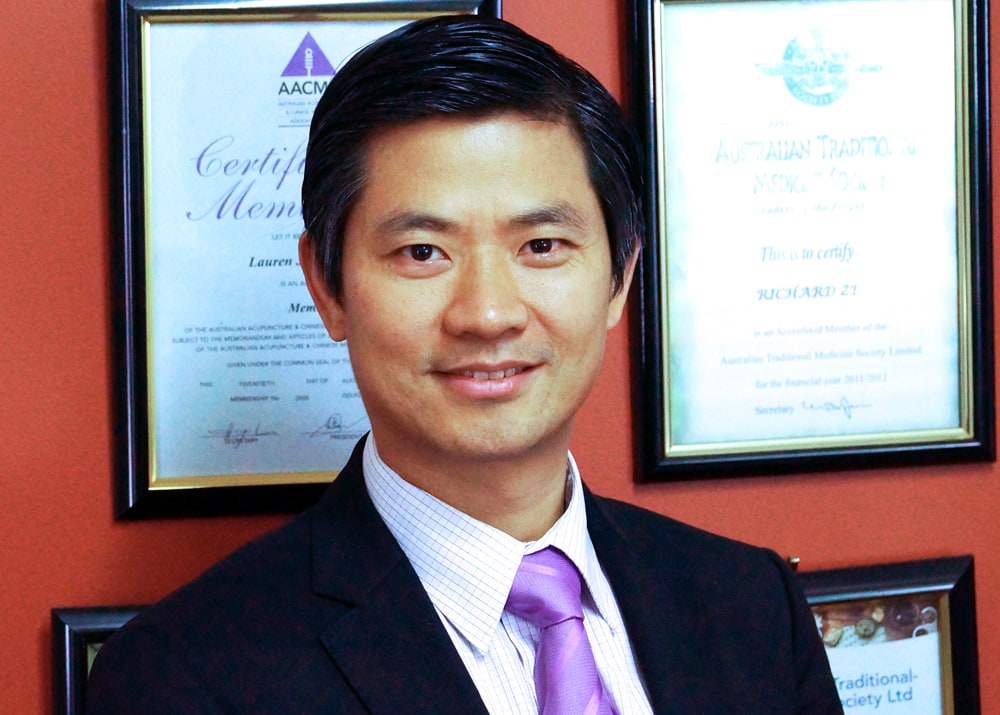 Dr. Richard Zeng