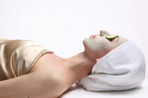 herbal mask