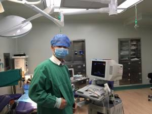 曾医生访问IVF诊所