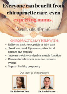pregnancy and chiropractic coburg Ringwood