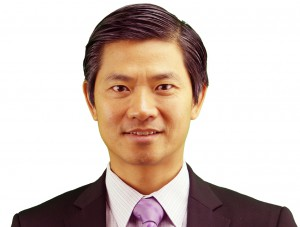 Dr. Richard Zeng Doctor of Chinese medicine acupuncturist Melbourne